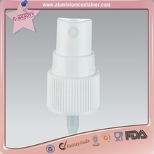 Perfume sprayer plastic atomized mist sprayer 20/410