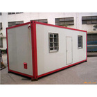 Eco-friendly prefabricated modular transportable house / container house Made In China