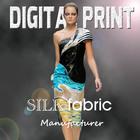 Textile process Textile* Digital Printing