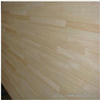 Paulownia finger joint panel or Paulownia lumber used for furniture
