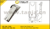 Hot Selling steel case large Machinery Toggle Latches