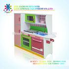 Kitchen House Wooden Kids Playhouse Children Play House Indoor Playground equipment XYH12138-3