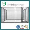 galvanized dog run fence, dog cage, dog crate