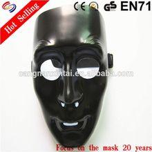 inflatable plastic mask