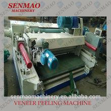 wood peeling machine/veneer peeling lathe