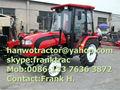 ruso 244 tractor con cabina modelo de calentador