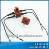 New electrical wiring push button switch UL VDE approved
