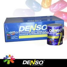 DENSO 2K CAR BODY PAINT CAR 2K TOP COLOR PAINT-4L