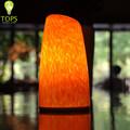 moderno restaurante led luces de la mesa de luz led con la batería de la lámpara de mesa