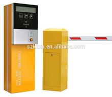 2014 hot sale intelligent parking guidance system management software for big car park