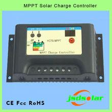 sealed, gel and flooded battery option,12v/24v auto MPPT solar charge controller designer auto regulator