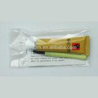 Tent seam sealing polyurethane sealant for polyurethane-coated nylon fabrics