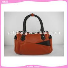 2014 most popular new arrival 100% OEM genuine leather mature ladies bag