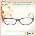 los últimos productos moderno clásico hermosa gafas de marco óptico