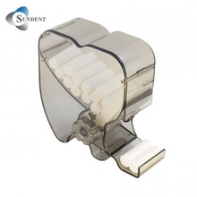 New Product Grey Dental Cotton Roll dispenser Autoclavable Plastic Dental Supplies