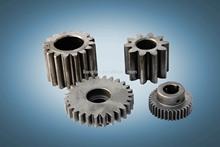 Automobile parts, automotive diverter components, powder metal sintered parts