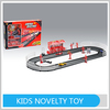 2014 Hot Product Plastic Assembly Fire Station Toy Kids Novelty Toy