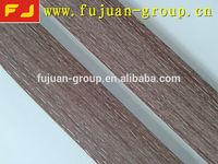 plastic table edging trim pvc edge banding for furniture
