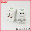 HOT Sale Promotional World Travel Adapter 2014 Wedding Gift in Guangzhou