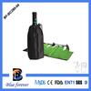 Fashion design gel water bottle cooler bag with drawstring