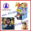 High efficiency bubble tea cup seal machine , cup sealing machine