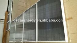 Solar air conditioning OS30P solar panels 250 watt