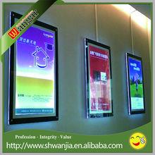 acrylic frame light box, led acrylic lighting box frame, light box acrylic