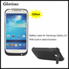 Rechargeable battery case for Samsung Galaxy s4 cell phone power case