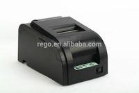 76mm Font A ANK Dot M atrix Printer Font