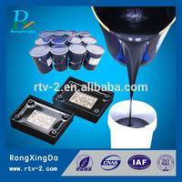 RTV-2 electronic silicone potting casting sealant rubber