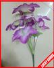 custom cheap artificial flower for grave arrangement wholesale