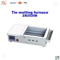 ZB2520B semi-auto soak soldering machine/Soldering Pots/Soldering tin, Constant temperature Soldering tin stove