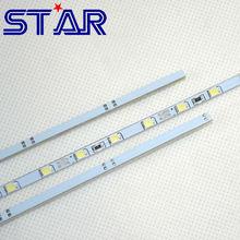 4mm LED Rigid Strip Light LED Rigid Bar 12VDC 72led 15watt for Adertising Light Box