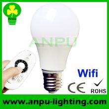 7W WIFI led globe light bulbs CHINA