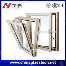 CE certificate Wholesale Customized Glass Panel Tilt Up Aluminum Window