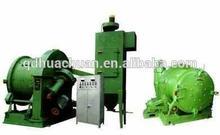 Technical parameters of Q31 series shot blasting machine