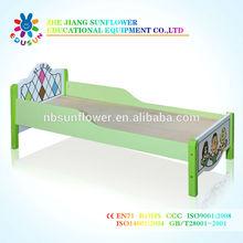 Kindergarten Furniture Wooden Kids Bed, Kids Daycare Beds, Kids Bed (XYH-0082)