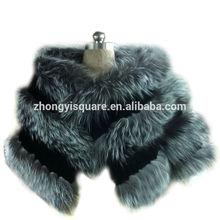 YZY1401Wholesale Hot sale women fox wrap