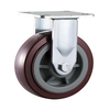 Heavy duty caster small wheel