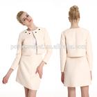 New Arrival European Style Women Fashion Two Piece Pencil Dress