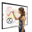 Smart Finger Touch Interactive Whiteboard toque de un dedo inteligente pizarras interactivas