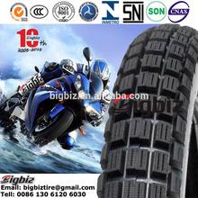 Neumático de la motocicleta calentadores, 2.50-17 mrf neumático de la motocicleta y tubo