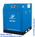 venda quente elétrico pequeno compressor de ar