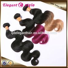 ES company cheap and hightest quality ady rainbow hair