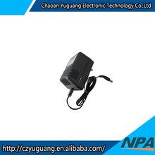 Direct Manufacturer 12v 1 amp power supply