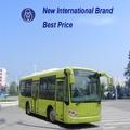 Alto funcionamiento de coste 31 plazas de autobuses de la ciudad dimensiones