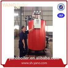 0.1-1T Capacity Fuel Diesel Oil /Gas(Natural Gas, LPG, Coal Gas)Fired Steam Boiler Shanghai Yano Supplier