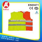 CE EN20471 ANSI high vis reflective safety vest