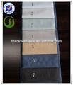 100% durable de poliéster la tela a prueba de agua para estor tela lavable