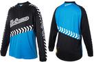 NO.JJ1002 China Custom Cycling Jersey Long Sleeve Bike Jerseys MTB DH T-shirt Jersey Size:S M L XL XXL